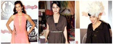 Kajol leads the worst dressed list