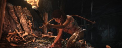 Tomb Raider: Lara Croft loses her curves