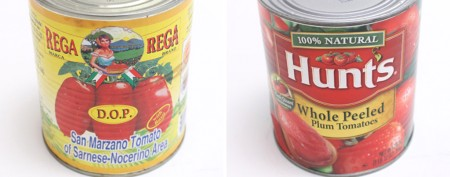 The tastiest canned tomatoes out there