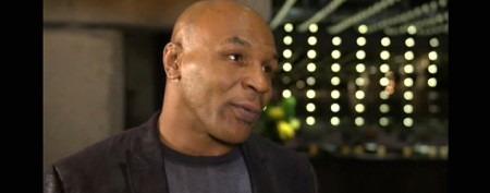 Why Mike Tyson is afraid of fame
