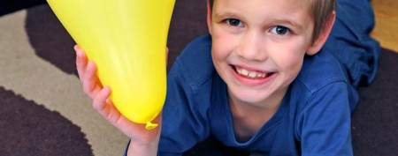 6-year-old's balloon takes unexpected journey