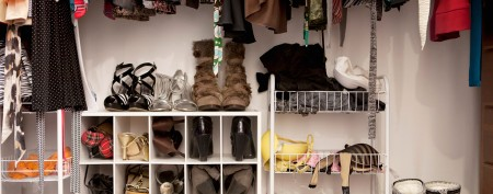 Tips for better closet organization