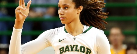 Does female college star have NBA skills?