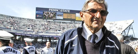 Joe Paterno scolded player over $12.99 charges