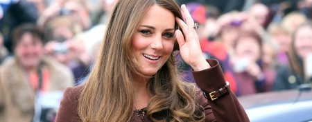 Kate's apparent slip of the tongue stirs buzz