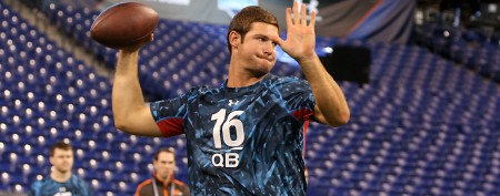 QB may be NFL draft's biggest surprise