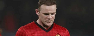 Is Rooney's time at Man United ending?