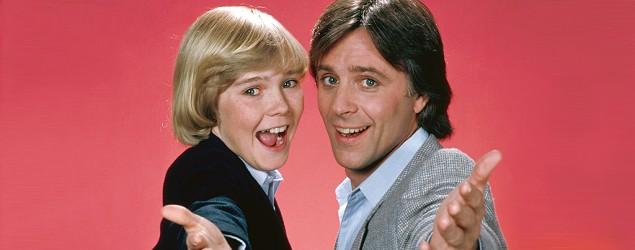 Ricky Schroder reunites with TV dad