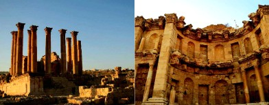 Travel: A Roman holiday in Jerash