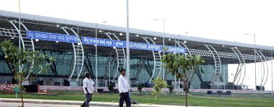 Inside Odisha's new airport terminal