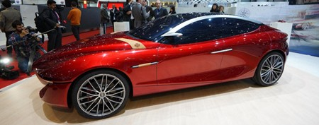 Amazing concept cars of the Geneva Auto Show