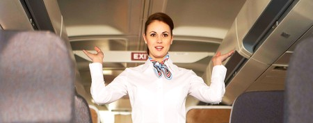 What you don't know about flight attendants' jobs