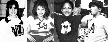 Recognize these famous former cheerleaders?