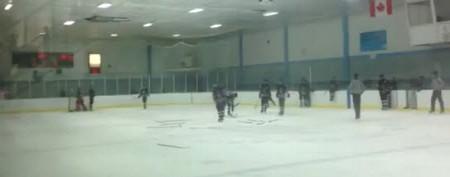 Minor hockey coach has major meltdown