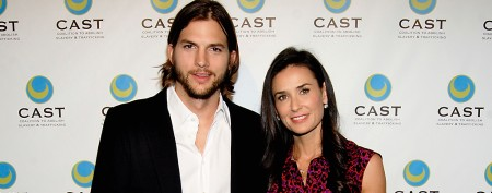What Demi Moore wants from Ashton Kutcher