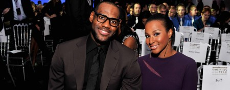 LeBron sends out wedding 'save the date'