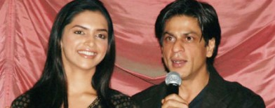 Why SRK apologised to Deepika