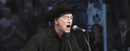 Canada warmly remembers Stompin' Tom Connors