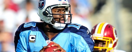 Vince Young's comeback starts with a letter