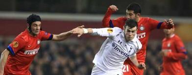 Bale dazzles as Tottenham thump Inter