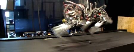 Robotic 'Cheetah' runs faster than human