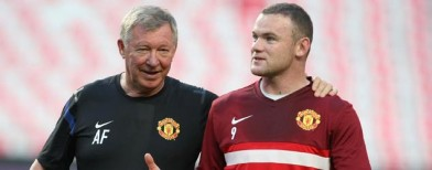 Rooney will stay at Man United: Ferguson