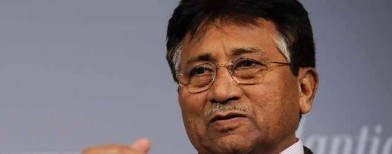 General Musharraf needs your money
