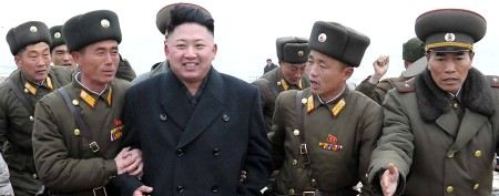 Sanctions playing into Kim Jong Un's hands?