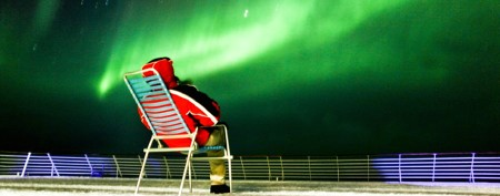 Beautiful northern-lights cruises