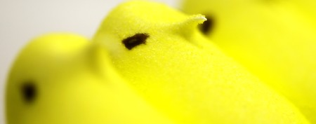 A peek into how Peeps are made