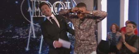 Night of mishaps on 'American Idol'