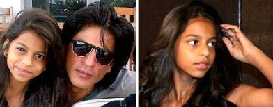 Suhana - From star kid to superstar?