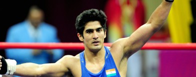 Vijender refuses to provide blood samples