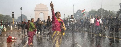 Why I joined the Delhi gang-rape protests