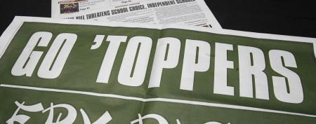 Newspaper slammed for offensive headline