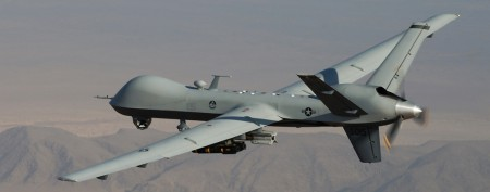 Drone data missing from Air Force report