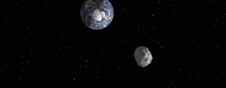 Near-Earth asteroids log scary-busy weekend