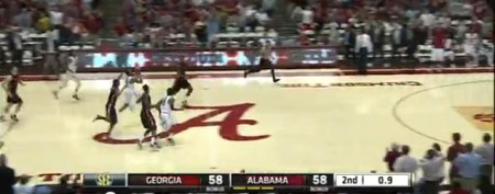 Player's ridiculous shot keeps team's hopes alive