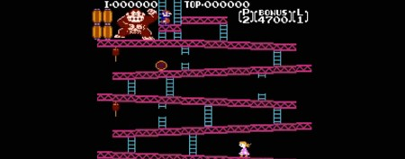 Dad hacks Donkey Kong for his daughter