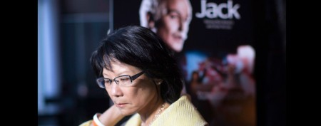 Canadians react to the Jack Layton biopic