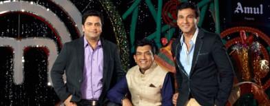 Watch the gurus of Indian cuisine