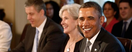 Is Obama's charm offensive working?