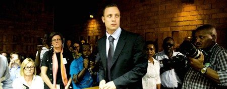Family: Pistorius suicide claims false