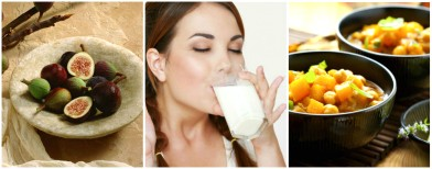 10 foods essential for female health