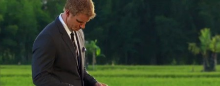Sean Lowe's big scare before the proposal