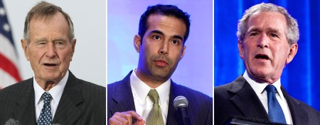George P. Bush joins the political fray