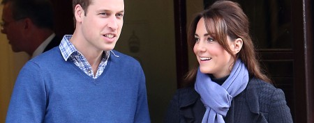 Royal couple to move into country estate?