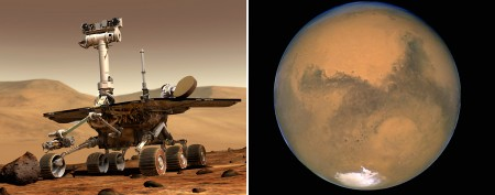 Scientists: Mars could have supported life