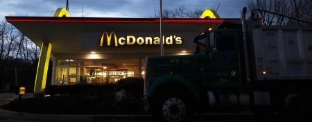 Student rips McDonald's over 'exploitation'