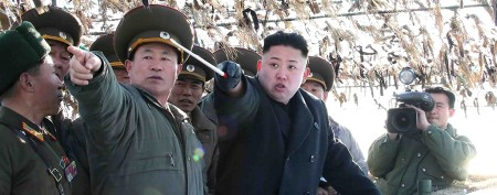 Are North and South Korea now at war?